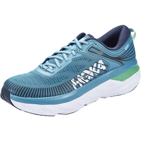 Hoka One One Bondi 7 Shoes Men, blue moon/moonlit ocean